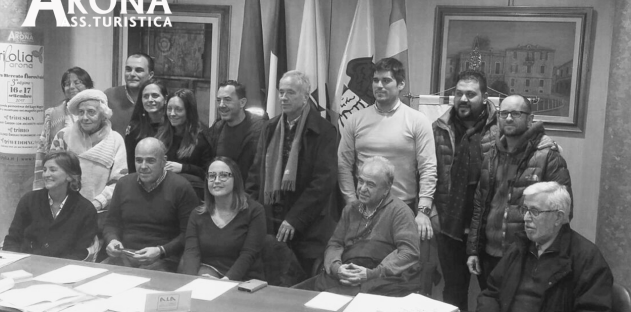 Consiglio Pro Loco Arona 2018